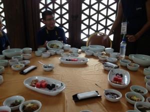 Bimbibab at the Korea House