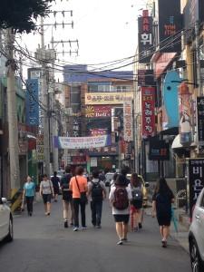 Sicheong in Gu Jeju
