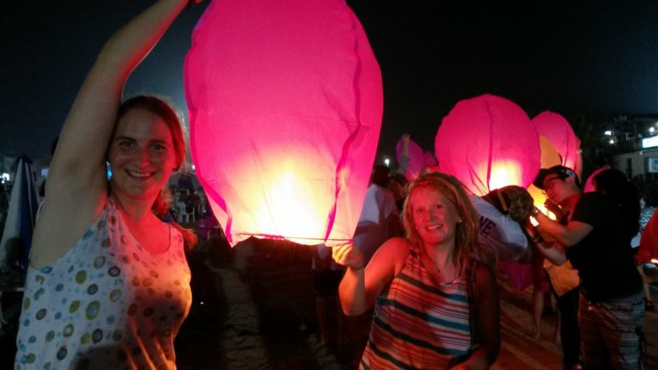 The fire lanterns of yesteryear