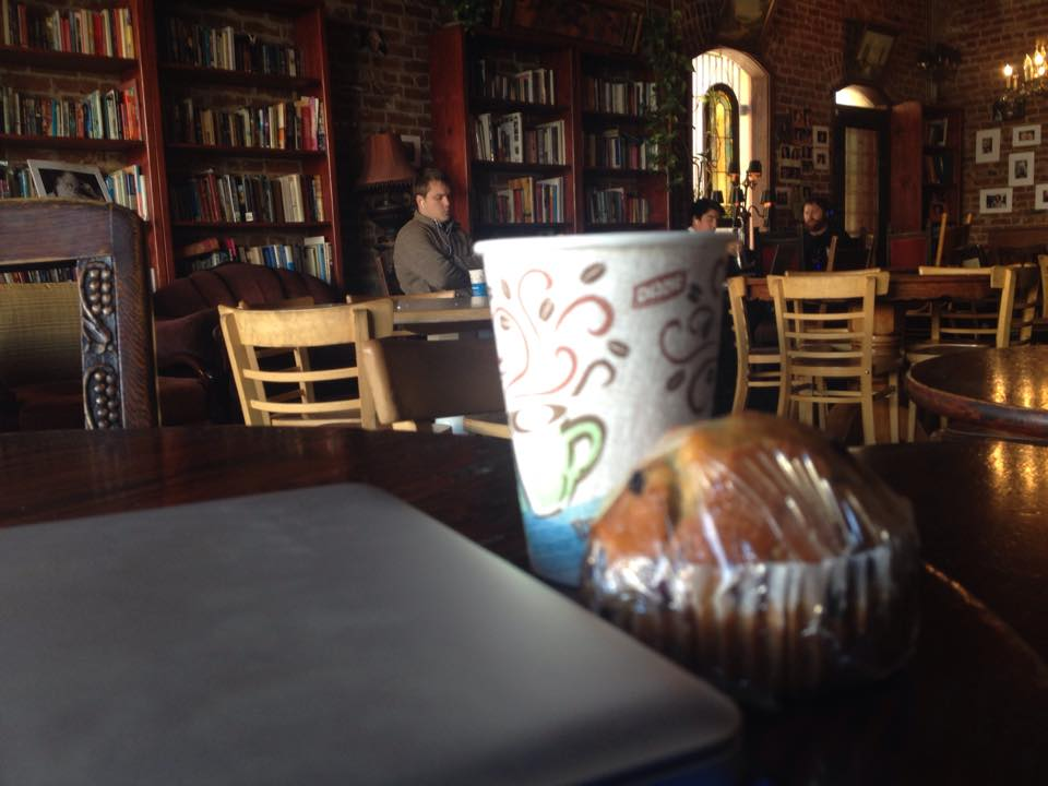 At the Library Coffee House