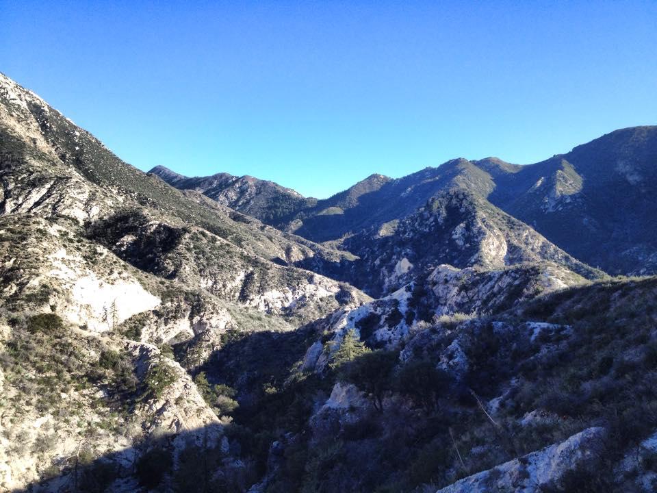 Switzer Canyon